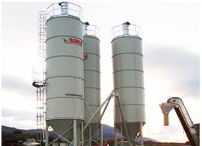 Cement Silos Upright